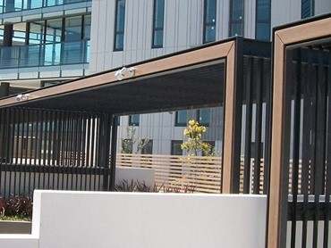 Heavy Duty Composite Batten Beam and Bollards from Innowood Australia l
