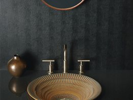 Kohler's Artist Editions collection: beauty in the bathroom