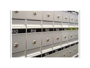 Australian made mailboxes constructed from the highest quality materials