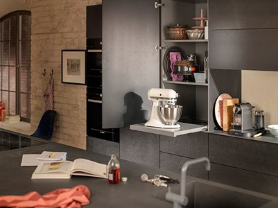 Blum Pull-out Shelf Residential Kitchen