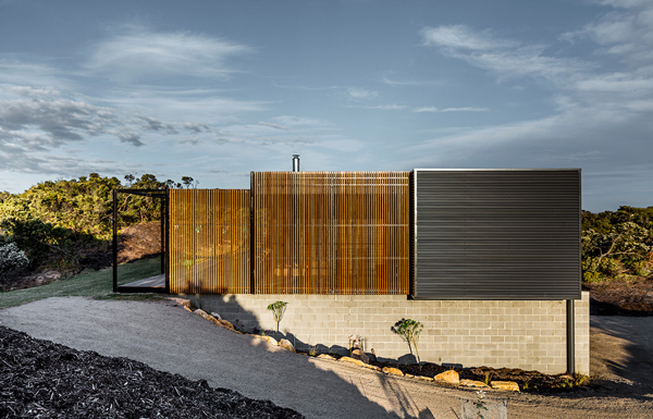 Prebuilt St Andrews Beach House