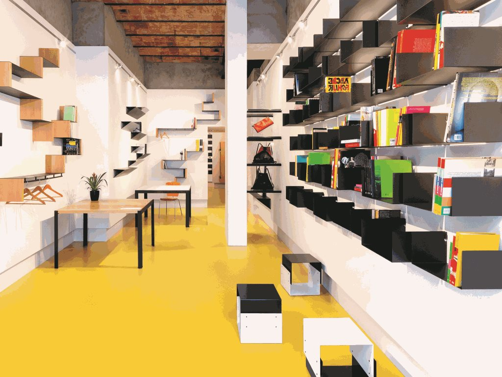 Bloc: Solid colour sheet flooring