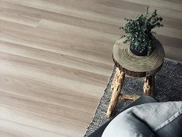 DecoFloor: Timber-look aluminium flooring