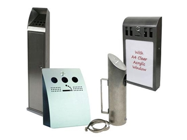 Cigarette Promotional Bins