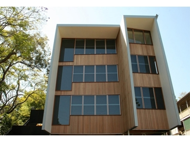 Shiplap cladding - stylish and sustainable