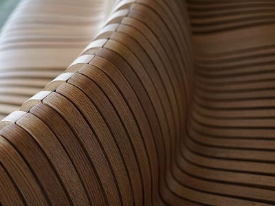 Nova C series sculptural seating