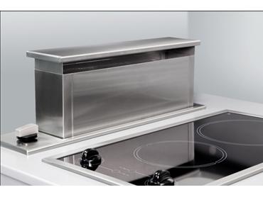 Kitchen Island Cooktop Ventilation