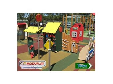 Kids Playground Equipment and Entertainment Systems