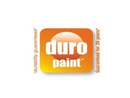 Interior and Exterior Duro Paint™ by Ability Building Colours
