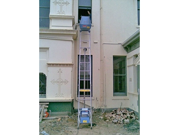 Ladder Lifts from Kennards Hire Lift Shift for Tight Access Applications l jpg