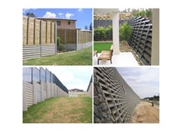 Retaining Walls, Concrete Crib And Sleeper Wall Systems by Concrib