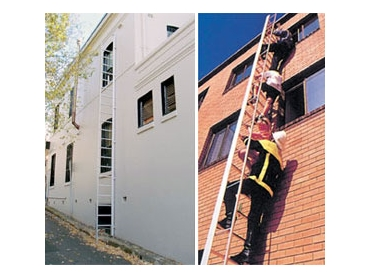 Access Ladder Solutions from Jomy Safety Ladders