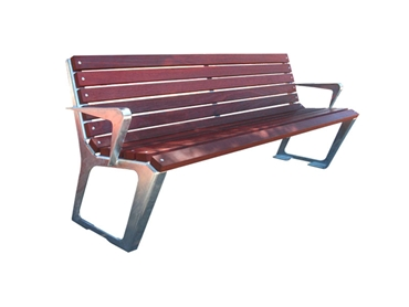 Public Seating from Furphy Foundry l jpg