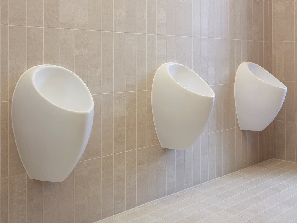 Uridan Cadet waterless urinal
