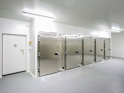 Askin insulated metal doors