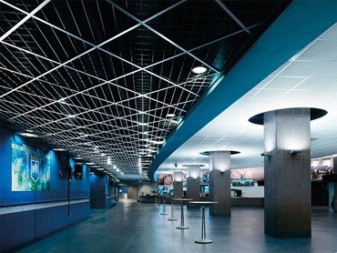 Armstrong MetalWorks Ceiling Systems are a Comprehensive and Innovative Range of Metal Solutions for Commercial Applications l jpg