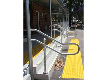Assistrail Disability Handrails Offer Significant Benefits Over Traditionally Welded Alternatives l jpg