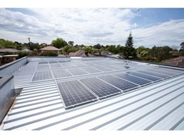 SOLbond Solar Panel System from TCK Solar
