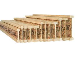 SmartJoist offers the longest spans in market