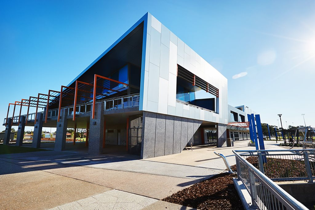 Lathlain Community Centre - Hodge Collard Preston