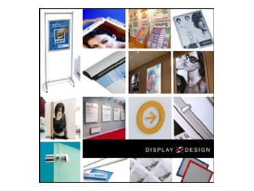 Retail and Commercial Display Systems from Display Design
