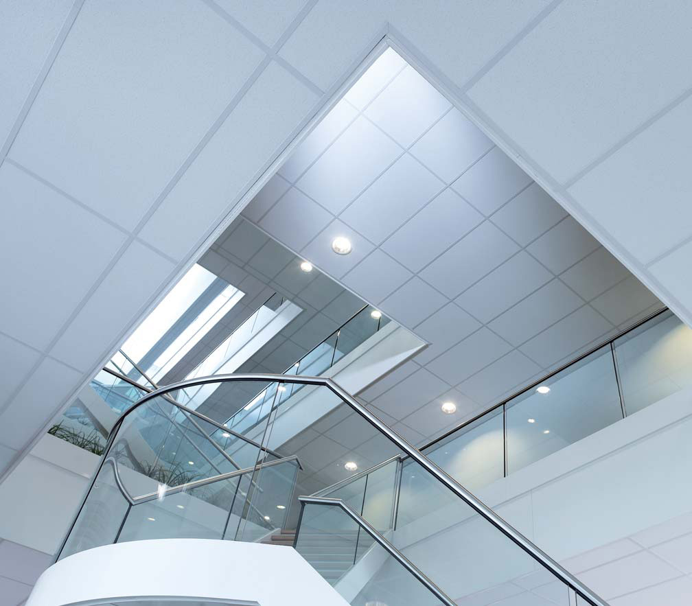 Owa mineral fibre ceiling tiles provide crisp finishes and premium contact csr himmel interior systems dailygadgetfo Image collections