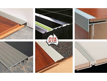 Commercial Architectural Floor Trims from DTA Australia