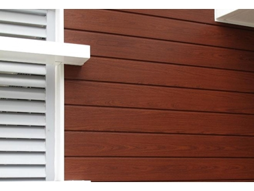 Composite Timber Wall Cladding by TMP Group
