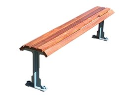 Benches from Furphy Foundry