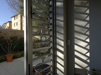 High Performance Acoustic Wind And Water Louvre Windows