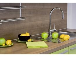 Elegantly Designed Stainless Steel Sinks from Hafele Australia