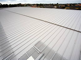 MetecnoSpan®: State-of-the-art feature roofing solution