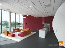 THERMATEX ACOUSTIC Absorption, insulation and reflection - all in one ceiling