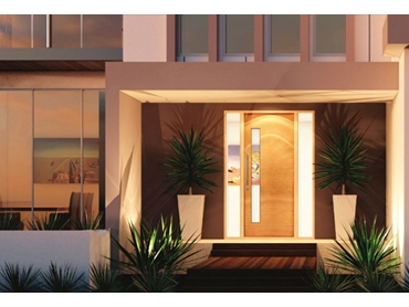 Contact JELD-WEN Australia & Timber Entry Doors and Internal Doors by Corinthian | Architecture ...