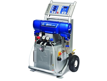 Protective Coating Machines from Graco for High-Volume and Consistent Coatings