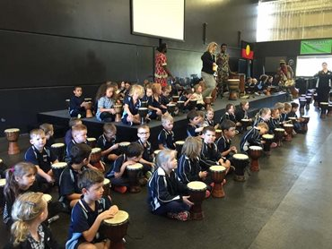 Quinns Beach Primary School - QUATTRO Stage