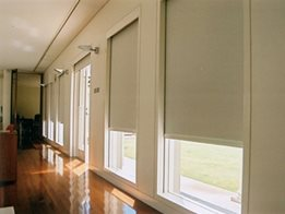 Blackout Blinds from Issey Sun Shade Systems
