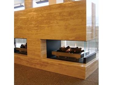 fireplace series l fireplaces vent direct montigo through see