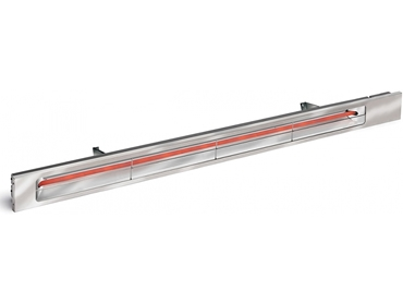 Slimline commercial grade outdoor radiant heaters from Keverton Outdoor