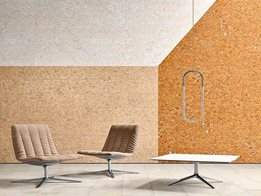 Cork Wall Cladding