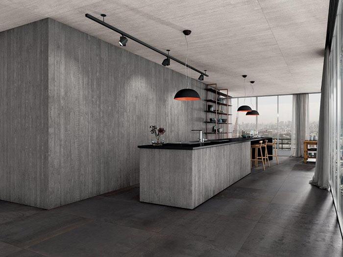 Thin Porcelain Slabs Surface Laminate Architecture Design