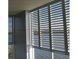 Aluminium Window Shutters from Maxim Louvres