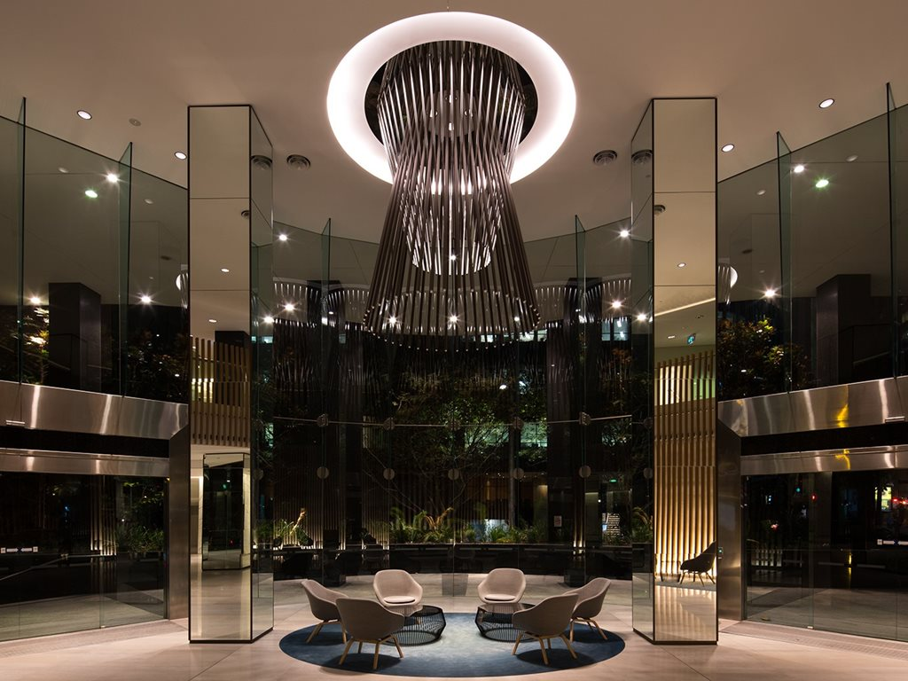 Custom designer lighting and architectural fittings