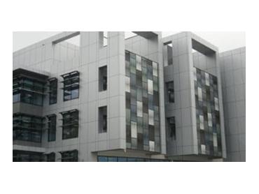 Cladding panels h h robertson almaxco aluminium for Aluminium composite panel interior decoration