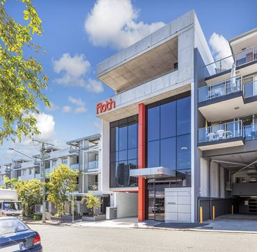 The new 1,000sqm office building in Brisbane's Fortitude Valley quietly beat the field to receive the first Green Star Design and As Built v1.1 certified rating in Australia