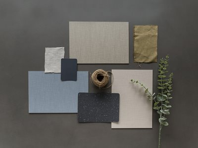 Altro Whiterock Wall Designs Blue Colour Swatches