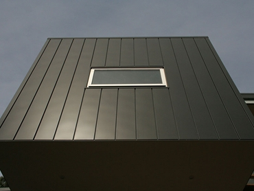 Zinc Cladding Architecture And Design