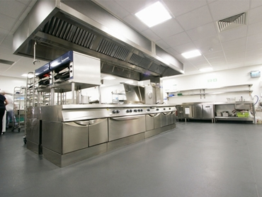 Altro Safety flooring hospitality
