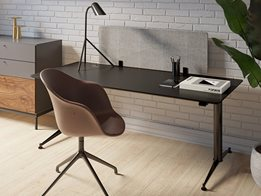 Office chairs: Adelaide Collection by Henrik Pedersen