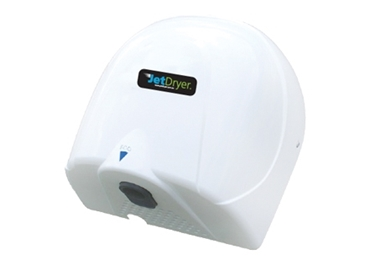 Eco-Jet Dryers for effective hand drying